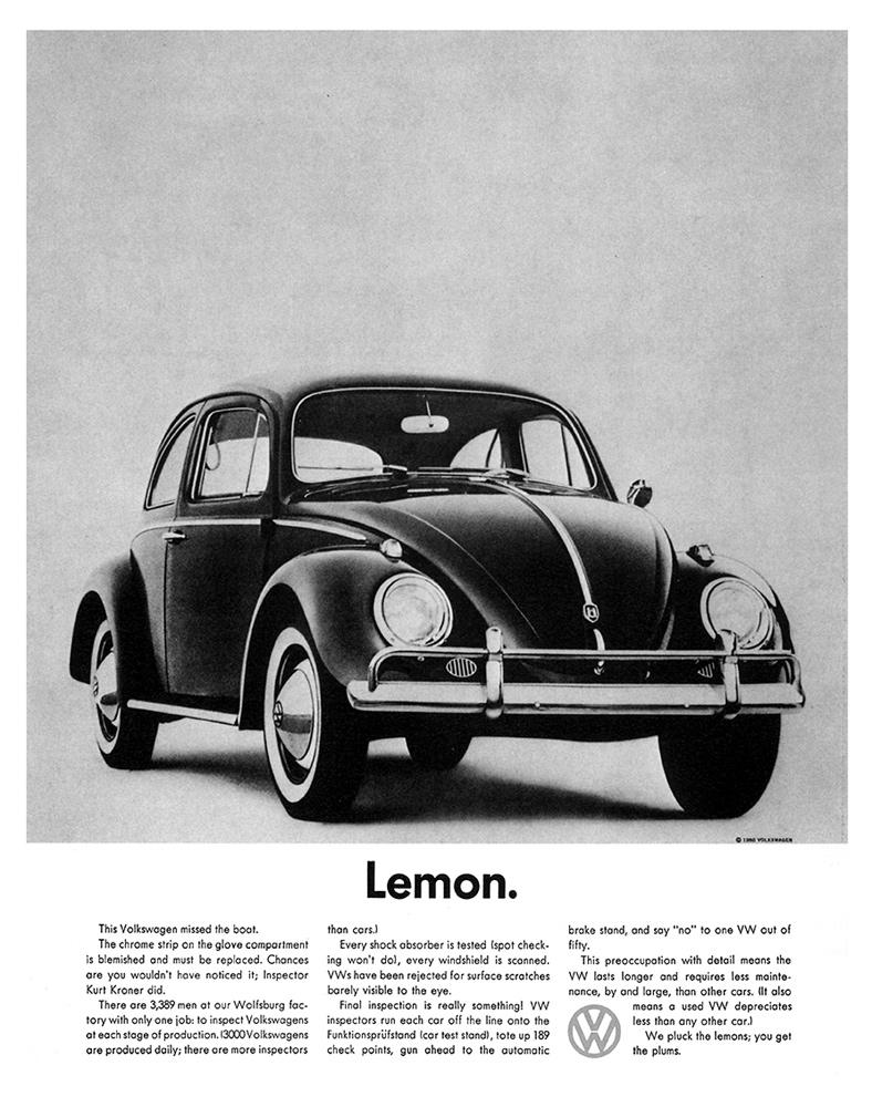 Design Classic – VW Beetle